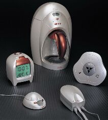 Bedroom appliances